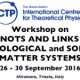 Workshop – Knots and Links in Biological and Soft Matter Systems