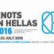 Presentation – Knots in Hellas International Conference