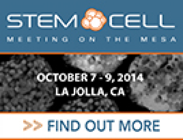 Stem Cell Meeting on the Mesa